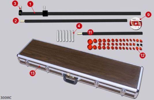 Механічна вимірювальна лінійка