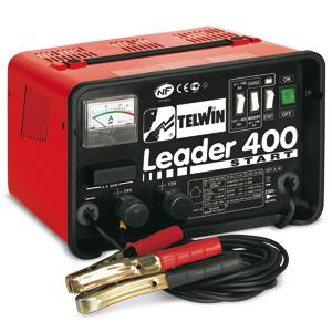 зарядно-пусковий пристрій LEADER 400 START