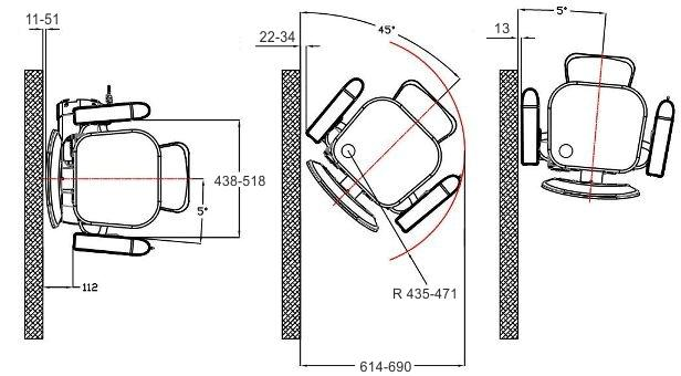 Подъемник-кресло ESSENTIAL
