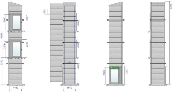 Barduva SB200 лифт для инвалидов