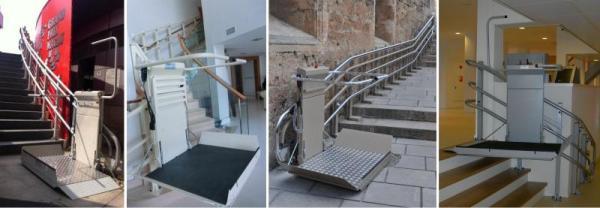 OMEGA підйомник для інвалідів