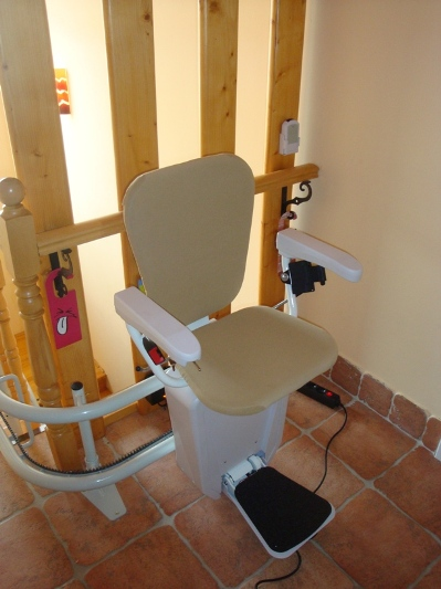 крісельний підйомник