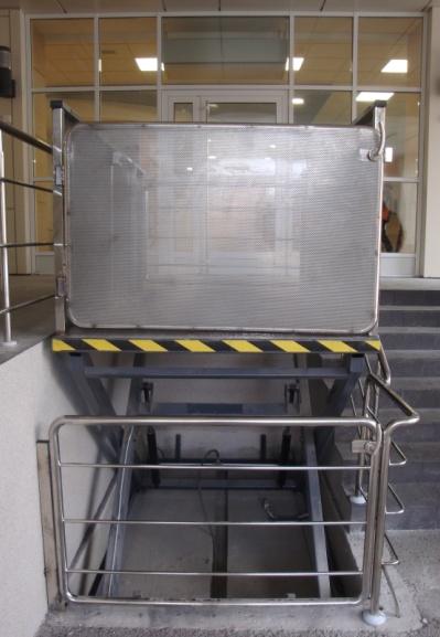 підйомник для інвалідів