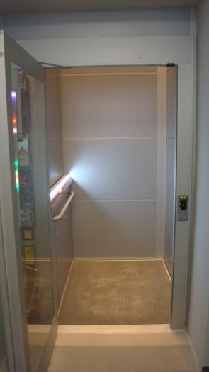 підйомник для інвалідів BARDUVA SB200
