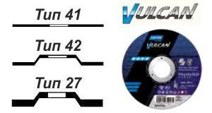 Круг відрізний Norton Vulcan