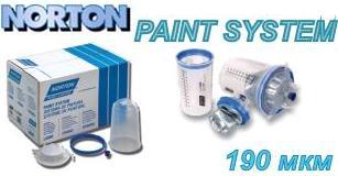 Система фарбування NORTON PAINT SYSTEM