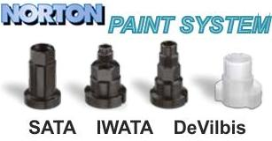 Адаптер к пульверизатору NORTON PAINT SYSTEM
