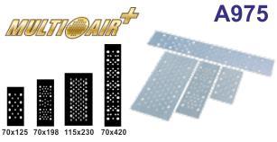 Абразивні смужки NORTON MULTI-AIR PLUS A975