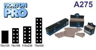 Абразивні смужки NORTON Pro A275