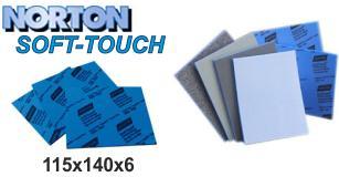 Абразивні губки NORTON SOFT-TOUCH