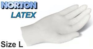 Захисні латексні рукавички NORTON