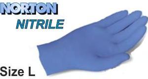 Захисні нітрилові рукавички NORTON