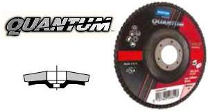 Зачистной лепестковый диск Norton QUANTUM