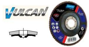 Зачистной лепестковый диск Norton VULCAN