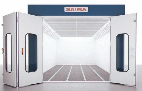 Окрасочно-сушильная камера SAIMA BETA
