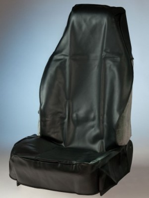 защитный чехол на сиденья кожаный