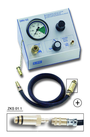 Тестер потери давления цилиндра