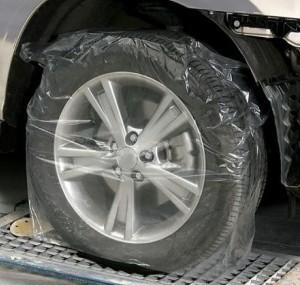 Маскировочный чехол для колес