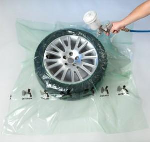 Маскировочная пленка для шины