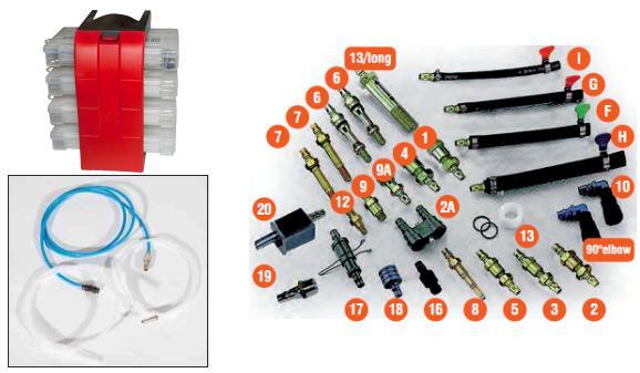 установка заміни мастила АКПП ATF 2000