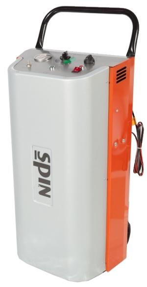 установка очищення паливної системи SPIN C.I.P COMBI
