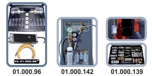 установка заправки кондиціонерів