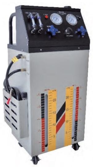 Установка очищення системи охолодження SPIN WS 3000