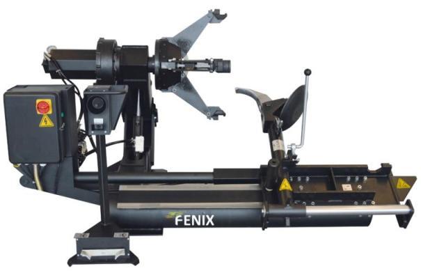 Вантажний шиномонтажний станок Fenix TT 26S