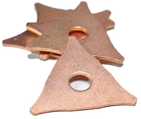 Треугольники сварочные споттеру