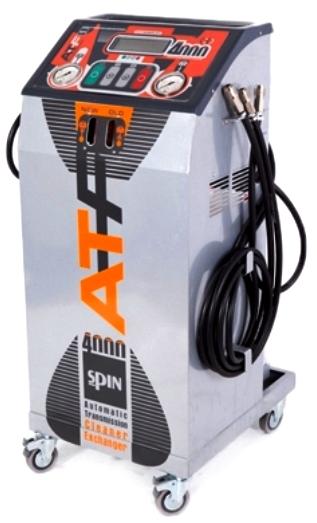 установка заміни мастила АКПП ATF 4000 PROFI