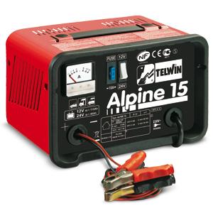 Зарядний пристрій ALPINE 15