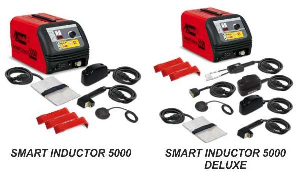 Апарат індукційного нагрівання SMART INDUCTOR 5000