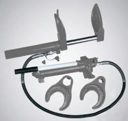 гидравлический съемник пружин амортизаторов